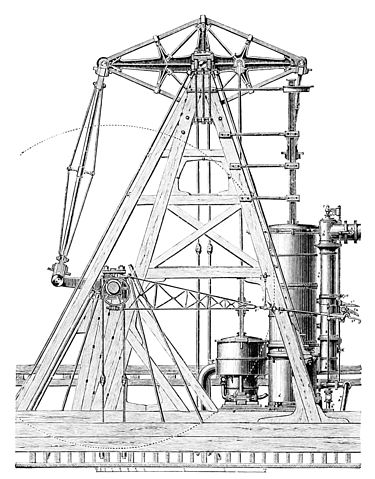 file psm v12 d558 the american beam engine wikimedia mons V96 Engine other resolutions 188 240 pixels