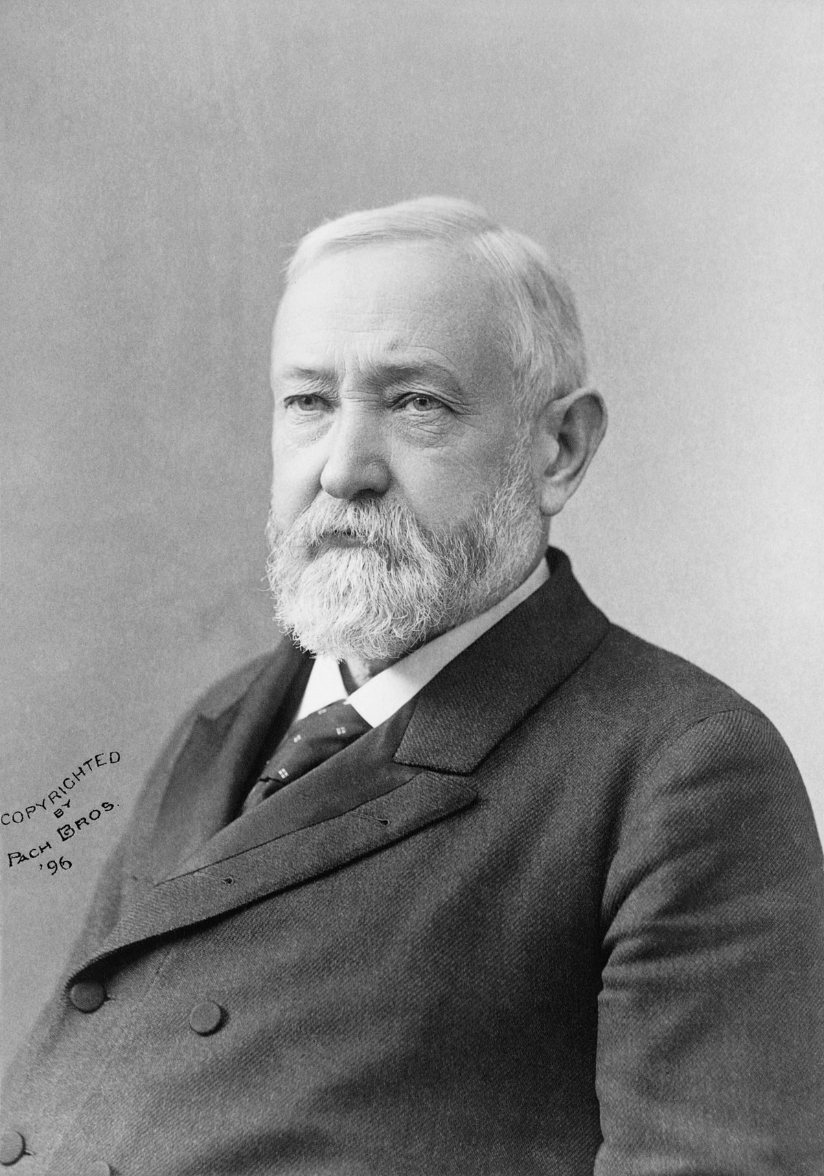Benjamin Harrison Wikipedia - Wiki us presidents