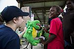 Pacific Partnership teams provide medical care to Arawa residents in Papua New Guinea 150629-F-YW474-277.jpg