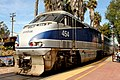 Pacific Surfliner at San Juan Capistrano, February 2013.jpg