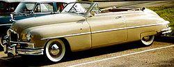 Packard Convertible