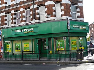 Paddy Power - Paddy Power, North End Road, Fulham, London