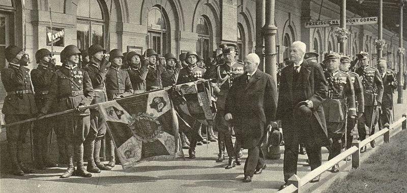 12 марта 1934 года Пятс захватывает власть и разгоняет вапсов. Их лидеров скоро подвергнут аресту
