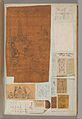 Page from a Scrapbook containing Drawings and Several Prints of Architecture, Interiors, Furniture and Other Objects MET DP372116.jpg