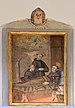 Painting of Saint Antony dying N 10 San Antone church Urtijëi.jpg