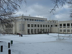Kharkiv Polytechnic Institute - Sports Building