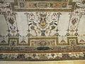Palazzina di marfisa d'este, sala F, soffitto del bastianino con restauri novecenteschi 06.JPG