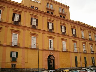 Royal Society for the Promotion of the Natural Sciences of Naples 19th century learned society in Naples, Italy