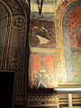 Palazzo comunale di s. miniato, sala delle sette virtù, stemma capponi +1.JPG