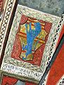 Palazzo comunale di s. miniato, sala delle sette virtù, stemma tedaldi 1.jpg