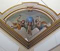 Palazzo venturi ginori, sala dell'aurora, affreschi di michele colonna 06.JPG