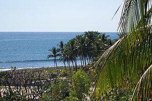 La Libertad, La Libertad - Tropical beach at La Libertad