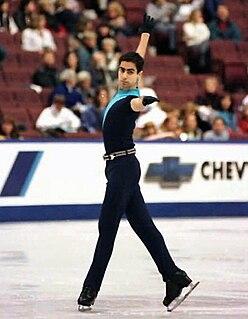 Panagiotis Markouizos figure skater