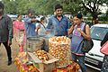 Pani Puri Stall - Sukhna Lake Area - Chandigarh 2016-08-07 9054.JPG