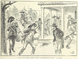 Morgan's Raid - Panic in Louisville as Morgan's troops approach