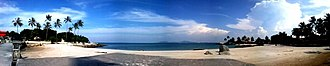 Bangka Belitung Islands - Image: Pantai Parai Bangka