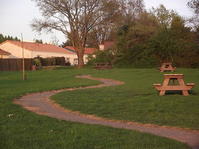 Parc de Saint Pierre Montlimart