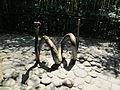Parco di pinocchio 17 il serpente.JPG