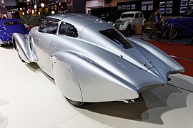 Paris - Retromobile 2012 - Hispano-Suiza type H6 C - 1938 - 003.jpg