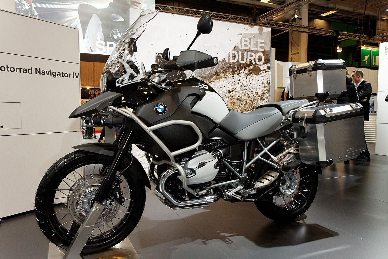 File paris salon de la moto 2011 bmw r 1200 gs - Salon de la moto 2013 ...