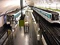 Paris metro - Pont de Sèvres - 3.JPG