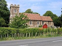 Parish church, Higham Gobion, Beds - geograph.org.uk - 194157.jpg