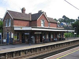 Parkstone railway station