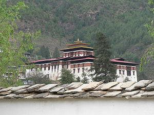Penlop - Paro Dzong