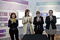 Parodi y Daura inauguraron exposiciones sobre la moneda argentina en el CCK (21855460592).jpg