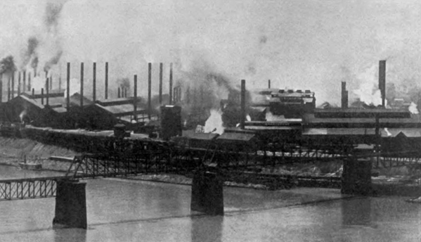 Partial view of the Homestead Steel Works.png