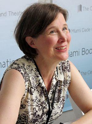 Ann Patchett - Patchett at the Miami Book Fair International 2014