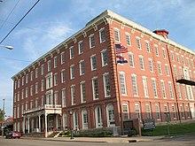 Pony Express Hauptquartier (Quelle: Wikipedia)