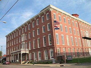 Patee House United States historic place