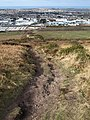 Path down Carn Brea - geograph.org.uk - 1185985.jpg