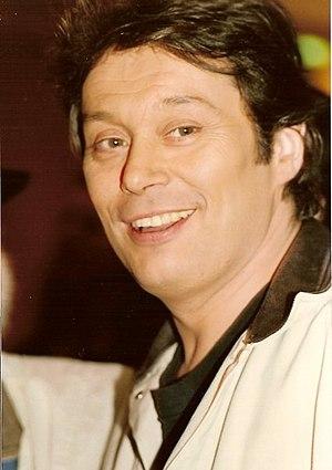 Patrick Bouchitey - Patrick Bouchitey at Cannes 1991.