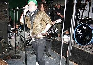 Folie à Deux (album) - Fall Out Boy performing in a secret show in St. Louis, Missouri on December 4, 2008, shortly before the release of Folie à Deux.