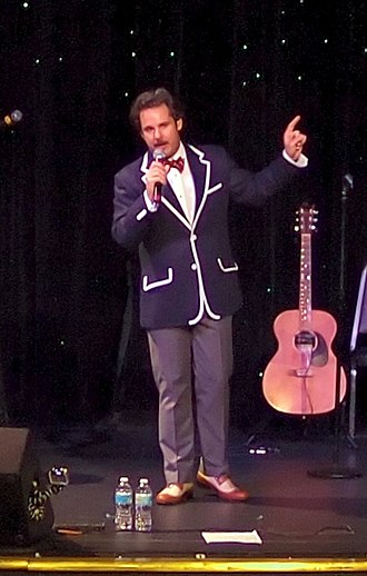 Paul F. Tompkins - Tompkins at JCCC2 in March 2012
