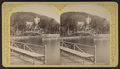 Pearl Point House from Dock, Lake George, by Stoddard, Seneca Ray, 1844-1917 , 1844-1917.png