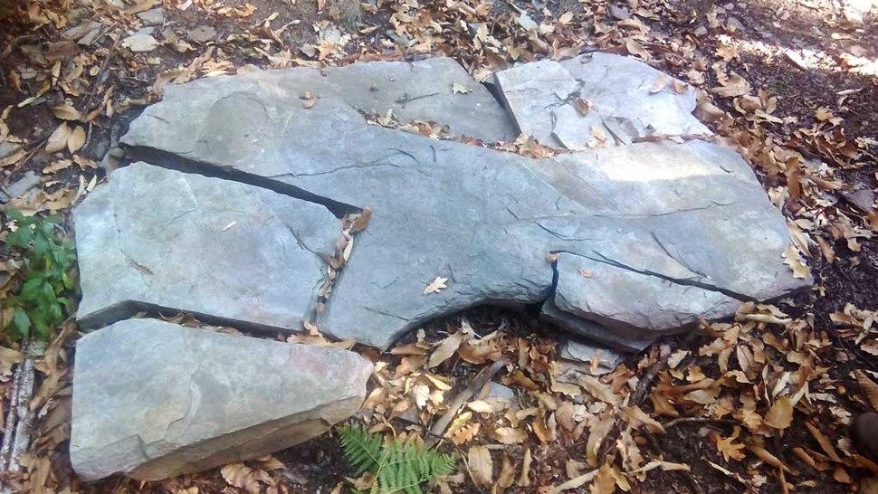 Pedra Formosa sauna do castro de Castañoso