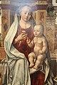 Pedro berruguete, madonna in trono col bambino, 1475 ca. 02.JPG