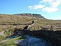 Pennine Way route to Pen-y-ghent - geograph.org.uk - 497849.jpg