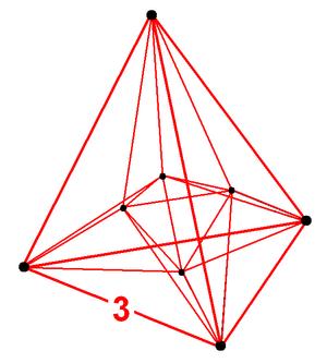 5-orthoplex - Image: Pentacross verf