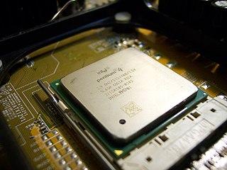 Pentium 4 Brand by Intel