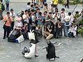 People Photographing Shinkaiseka Fleet Girls Birdview 20140705.jpg