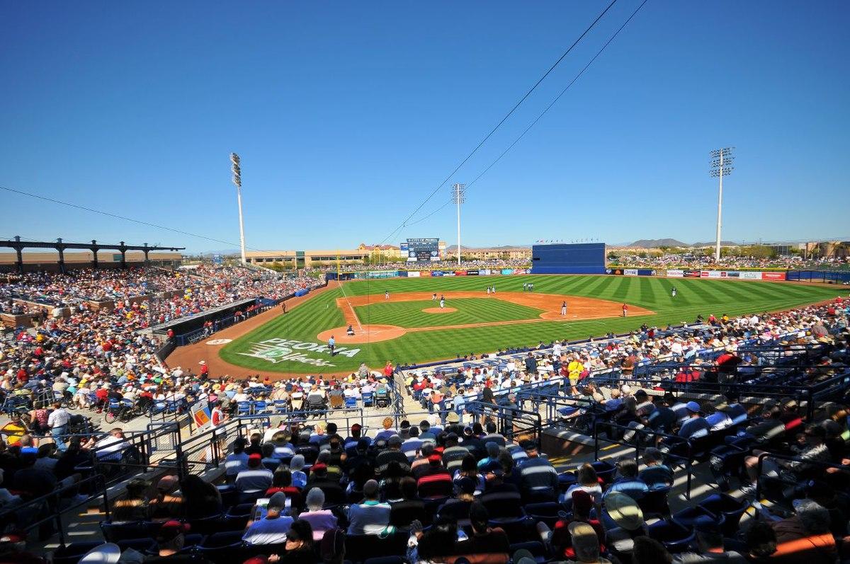 Peoria Sports Complex - Wikipedia