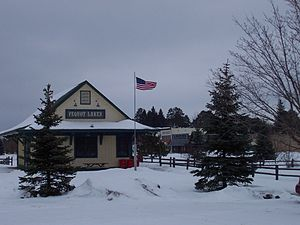Downtown Pequot Lakes