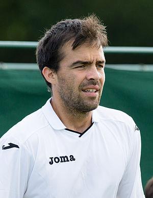 Pere Riba - Image: Pere Riba 2, 2015 Wimbledon Qualifying Diliff