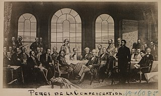 Quebec Conference, 1864 conference on Canadian confederation