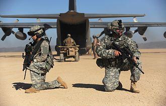 Kansas Army National Guard - Kansas Guardsmen