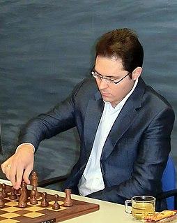 Peter Leko Hungarian chess player